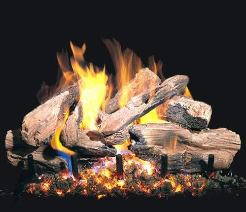 Artificial Fireplace Gas Log Fireplaces