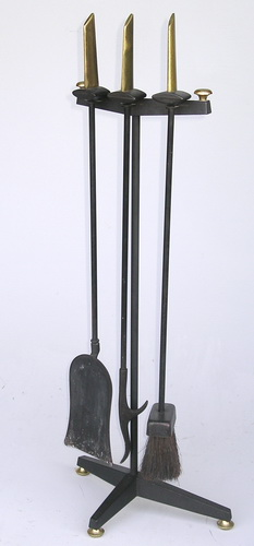 Stone Apple Fireplace Tool Sets And Log Holders